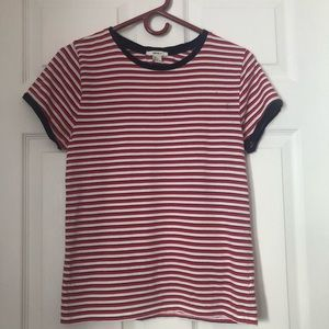 Striped Forever 21 Shirt